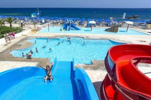 Crète - Heraklion, Maxi Club Sunshine Village 4*