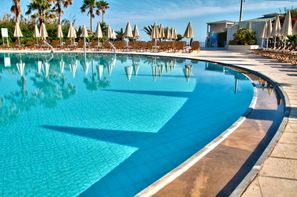 Crète-Heraklion, Hôtel Minos Mare 4*