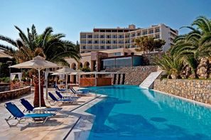 Crète-Heraklion, Hôtel Mirabello Beach & Village 5*