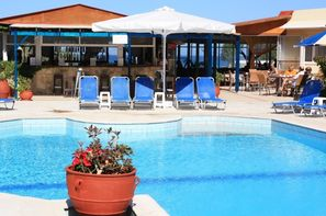 Crète - Heraklion, Hôtel Orion Fragiskos