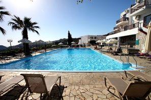 Crète - Heraklion, Hôtel Panorama 3*