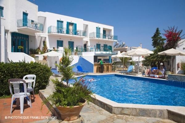 piscine - Prix sympa Kirki Village  Hôtel Prix sympa Kirki Village3* Heraklion Crète