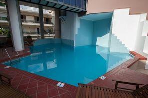 Crète-Heraklion, Hôtel Santa Marina 4*