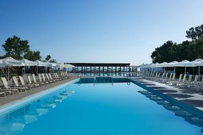 Crète-Heraklion, Hôtel Splashworld Atlantica Akti Zeus 4*
