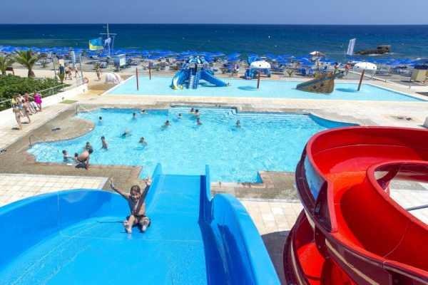 Toboggan - Sunshine Crete Village Hôtel Sunshine Crete Village4* Heraklion Crète