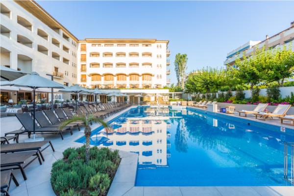 piscine - Theartemis Palace Hôtel Theartemis Palace4* Heraklion Crète