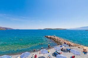 Crète-Heraklion, Hôtel Coral Beach 3*