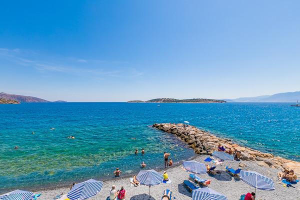 Plage - Coral Beach Hôtel Coral Beach3* Heraklion Crète