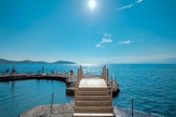 plage - Elounda Breeze Resort Hôtel Elounda Breeze Resort4* Heraklion Crète