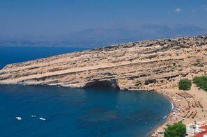 Crète-Heraklion, Hôtel Paradise 3*