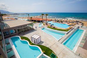 Crète-Heraklion, Hôtel Carolina Mare 4*