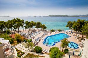 Croatie-Dubrovnik, Hôtel Aminess Grand Azur (Ex Grand Hotel Orebic) 4*