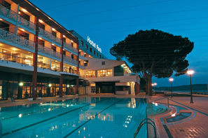 Croatie-Dubrovnik, Hôtel Grand Hotel Park 4*