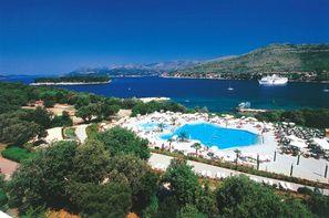 Croatie - Dubrovnik, Hôtel Valamar Club  3*