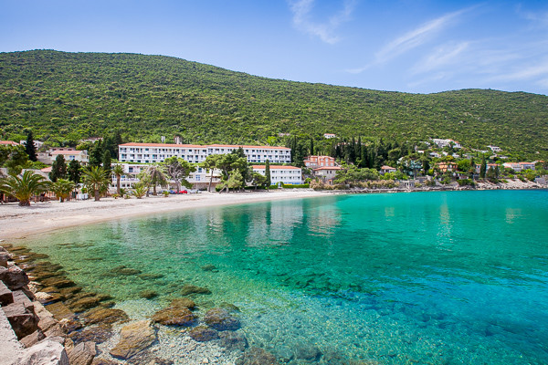 Plage - Adriatiq Faraon Hotel Adriatiq Faraon3* Dubrovnik Croatie
