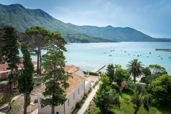 Vue sur la baie - Sheraton Dubrovnik Riviera  Hôtel Sheraton Dubrovnik Riviera5* Dubrovnik Croatie