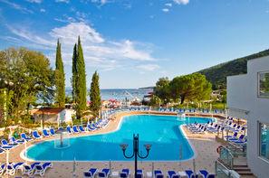 Croatie-Pula, Hôtel Mimosa 4*