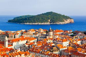 Croatie - Split, Hôtel Hvar 3*