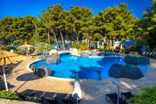 Piscine - Appartements Villa Matilde Résidence locative Appartements Villa Matilde3* Split Croatie