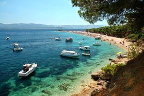 Croatie - Split, Hôtel Bluesun Borak 3*