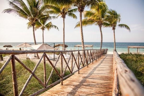 Vue-hôtel - Pullman Cayo Coco Hôtel Pullman Cayo Coco5* Cayo Coco Cuba