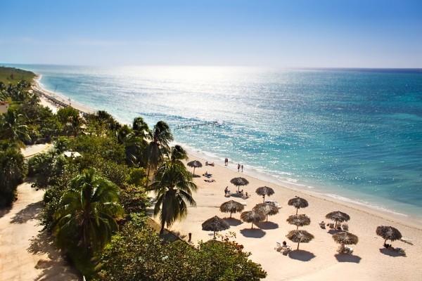 Plage de Varadeiro - Iberostar Playa Alameda Hôtel Iberostar Playa Alameda4* La Havane Cuba