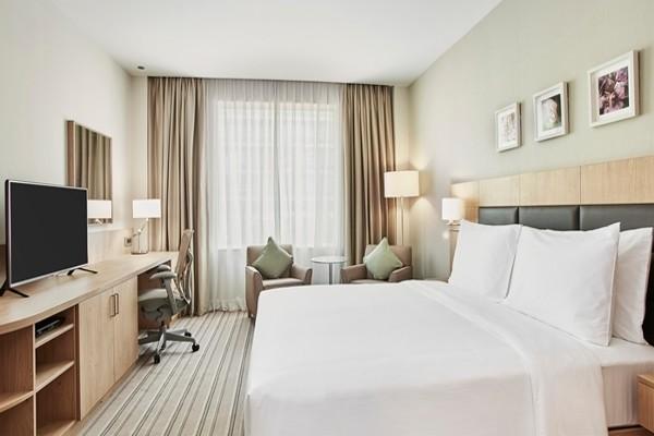 Hotel hilton garden inn mall of the emirates dubai dubai et les emirats promovacances for Hilton garden inn dubai mall of the emirates
