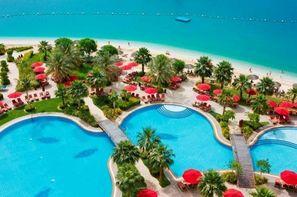 Dubai et les Emirats-Dubai, Hôtel  Combiné Dubaï et Abu Dhabi : Auris Plaza et Khalidiya Palace 5*