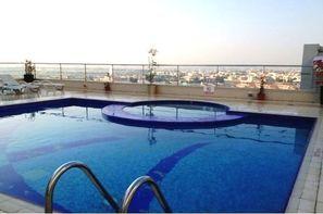 Dubai et les Emirats-Dubai, Hôtel Grandeur Hotel. 3*
