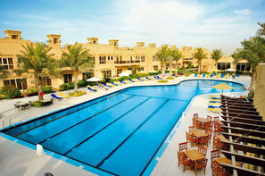 Dubai et les Emirats-Dubai, Hôtel Top Clubs Al Hamra Village Golf & Beach Resort 4*