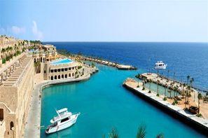 Egypte-Hurghada, Hôtel Citadel Azur 5*