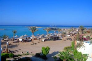 Egypte-Hurghada, Hôtel Club Azur à Hurghada Resort 4*