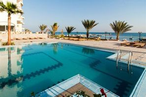 Egypte-Hurghada, Hôtel Three Corners Royal Star 4*