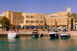 Egypte-Hurghada, Hôtel Kite Lodge Captain's Inn 3*