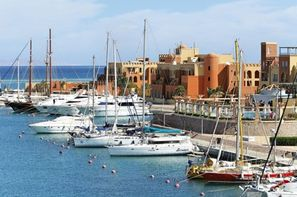 Egypte - Hurghada, Hôtel Three Corners ocean View