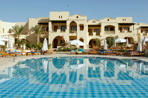 Egypte-Hurghada, Hôtel Three Corners Rihana Inn & Rihana Resort 4*