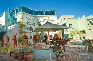 Egypte-Hurghada, Hôtel Turtle's Inn 3*