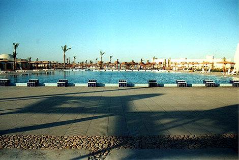 Piscine - Désert Rose Hôtel Désert Rose5* Hurghada Egypte