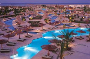 Egypte - Hurghada, Hôtel Hilton Long Beach