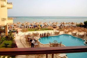 Egypte-Hurghada, Combiné hôtels Stopover au Caire + Magic Beach 4*
