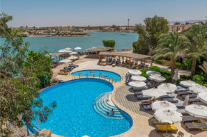 Egypte-Hurghada, Hôtel Sultan Bey 4*