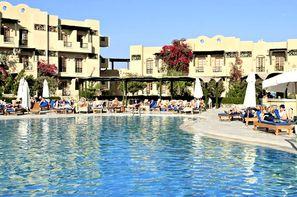 Egypte-Hurghada, Hôtel Three Corners Rihana Inn Aqua Splash 4*