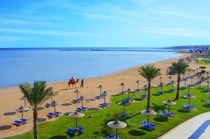Egypte-Hurghada, Hôtel Jaz Aquamarine Resort 5*