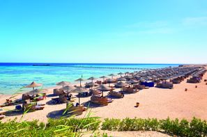 Egypte-Hurghada, Hôtel Three Corner Fayrouz Playa 4* sup