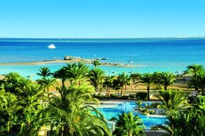 Egypte-Hurghada, Hôtel Labranda Club Paradisio El Gouna 4*