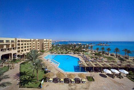 Vue générale - Continental Resort Hôtel Continental Resort5* Hurghada Egypte
