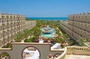 Egypte - Hurghada, Hôtel Mirage New Hawaii Resort and Spa ** Vols Egyptair
