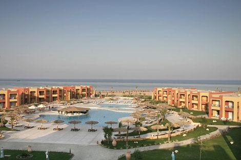 Vue générale - Tulip Resort Hôtel Tulip Resort4* sup Hurghada Egypte