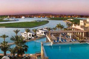 Egypte-Marsa Alam, Hôtel Marina Lodge 4*