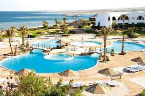 Egypte-Marsa Alam, Hôtel Three Corners Equinox Resort 4*